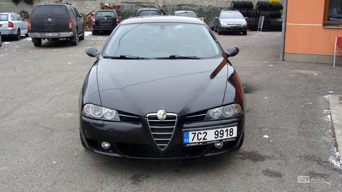 Alfa Romeo 156, 2005 - celkový pohled