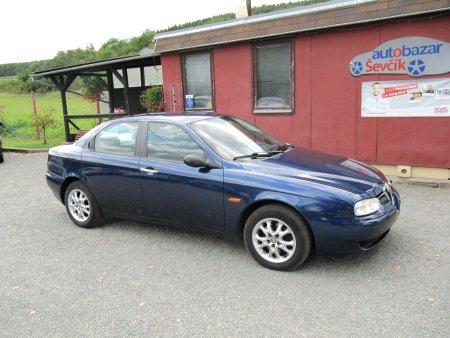 Alfa Romeo 156, 2001