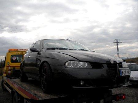 Alfa Romeo 156, 2005