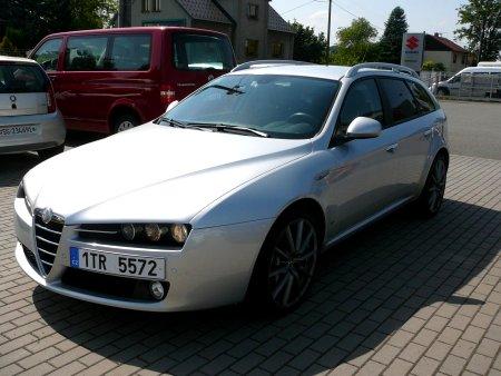 Alfa Romeo 159 SW, 2007