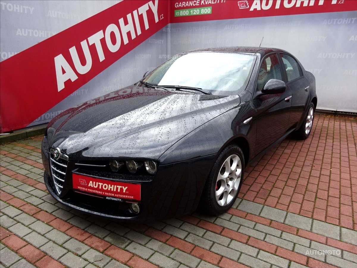 Alfa Romeo 159, 2007 - celkový pohled