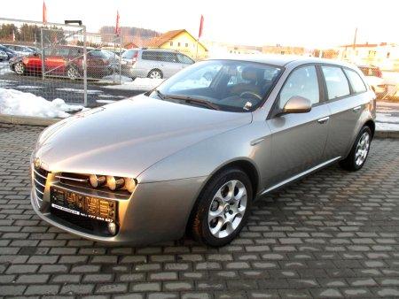 Alfa Romeo 159, 2011