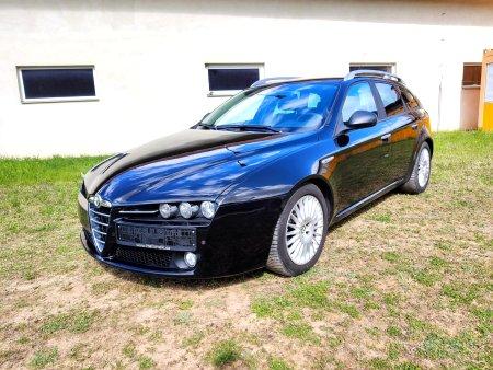Alfa Romeo 159, 2007
