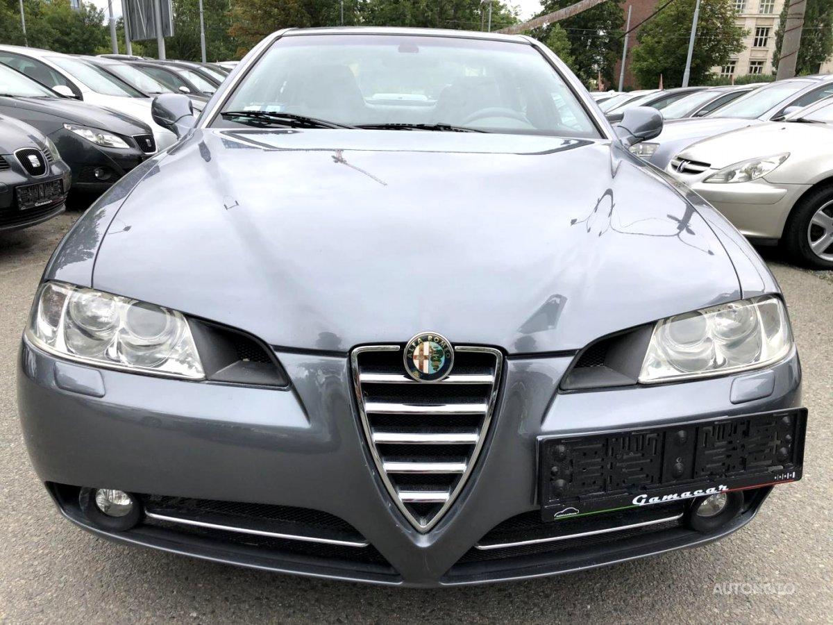 Alfa Romeo 166, 2005 - celkový pohled