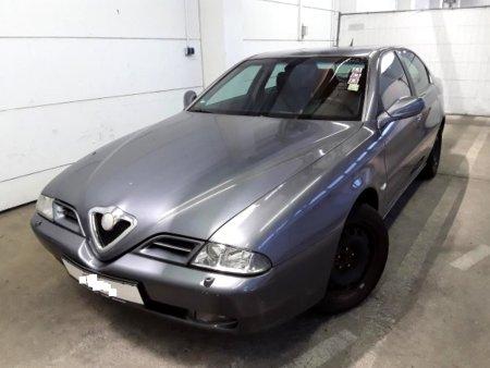 Alfa Romeo 166, 2000
