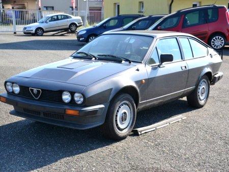 Alfa Romeo Alfa Romeo - Neznámý, 1981