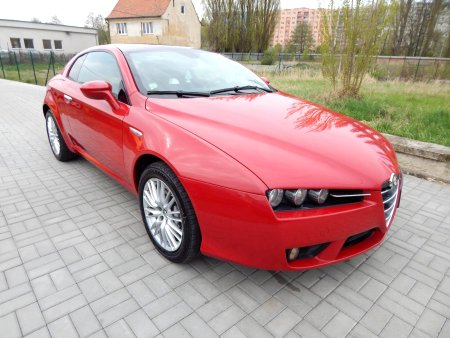 Alfa Romeo Brera, 2009