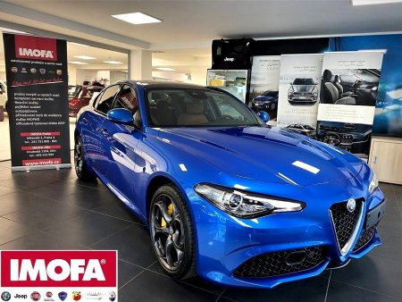 Alfa Romeo Giulia, 2020