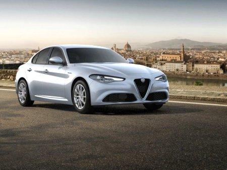 Alfa Romeo Giulia, 2021