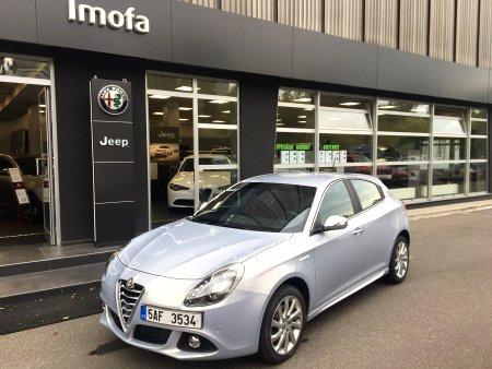 Alfa Romeo Giulietta, 2016