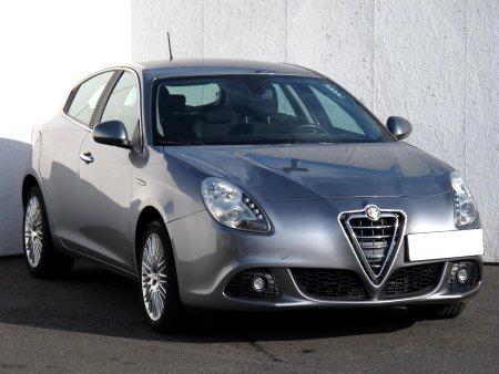 Alfa Romeo Giulietta, 2010