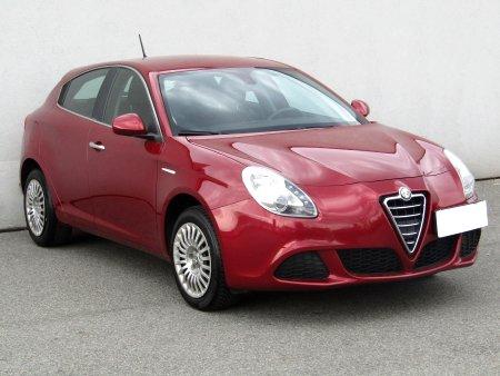 Alfa Romeo Giulietta, 2012
