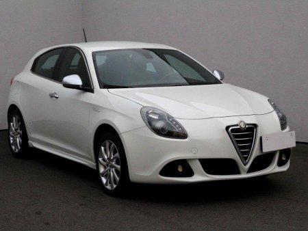Alfa Romeo Giulietta, 2013