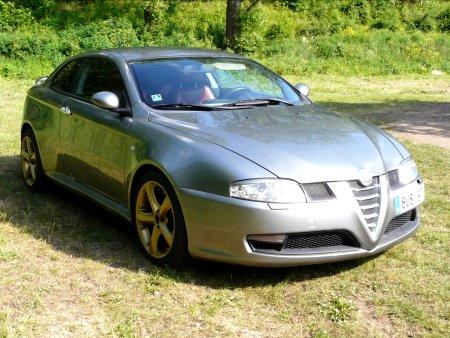 Alfa Romeo GT, 2005