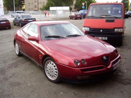 Alfa Romeo GTV, 1995