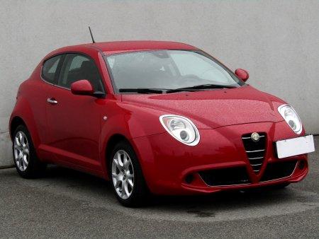 Alfa Romeo MiTo, 2009