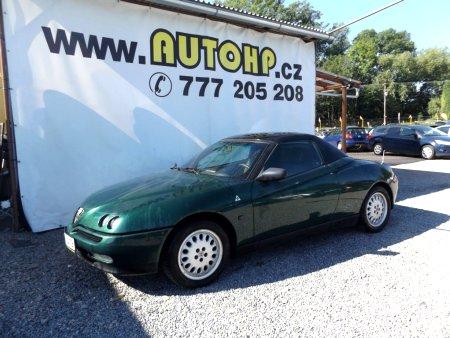 Alfa Romeo Spider, 1995