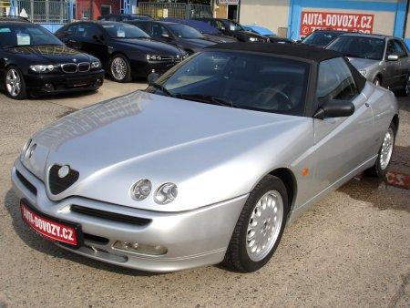 Alfa Romeo Spider, 1998