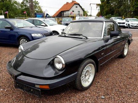Alfa Romeo Spider, 1987