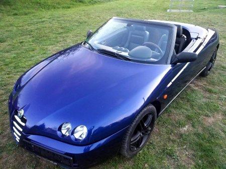 Alfa Romeo Spider, 2004