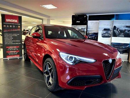 Alfa Romeo Stelvio, 2020