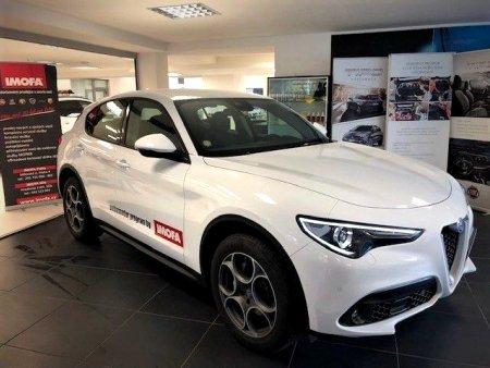 Alfa Romeo Stelvio, 2018