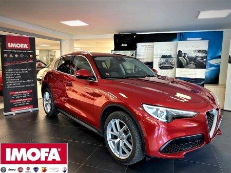 Alfa Romeo Stelvio, 2017
