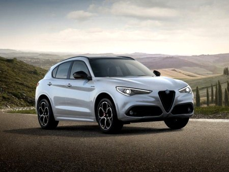 Alfa Romeo Stelvio, 2021