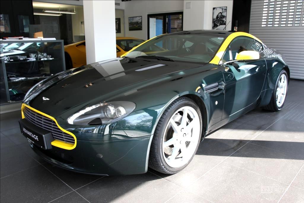 Aston Martin V8 Vantage, 2006 - celkový pohled