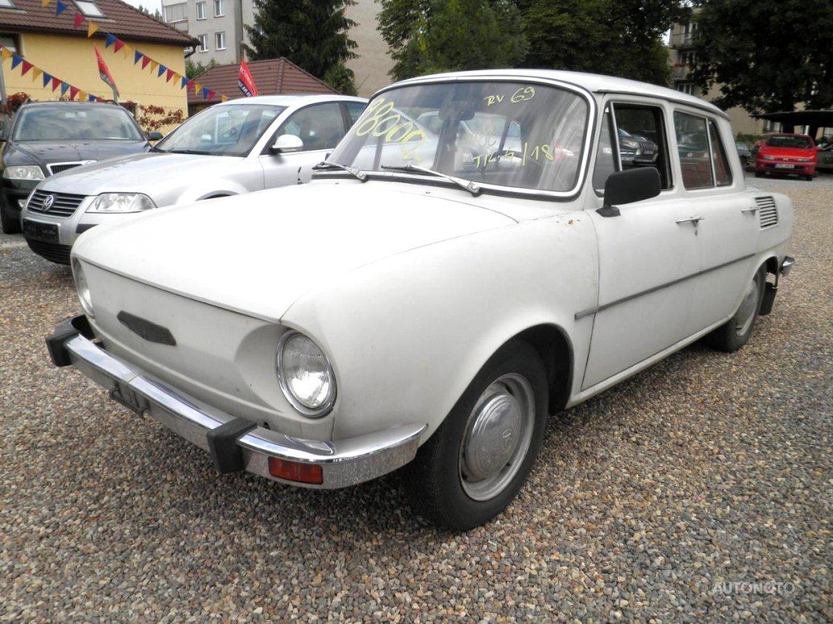 Skoda 100 R V 1969 Prodej Bazar Autonoto Cz