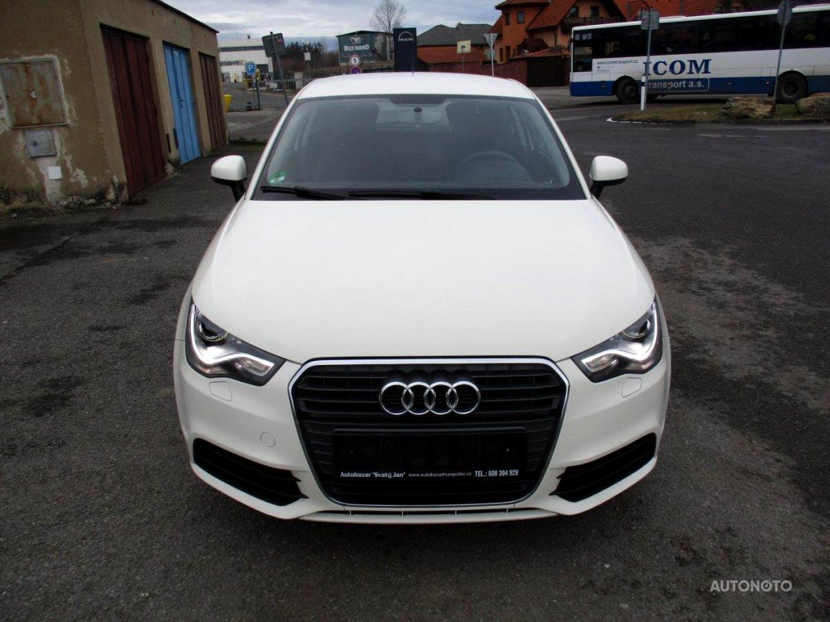 Audi A1, 2010 - celkový pohled