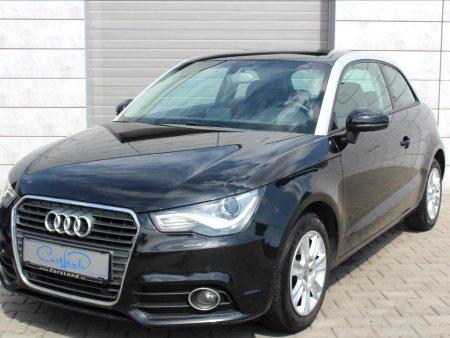 Audi A1, 2011