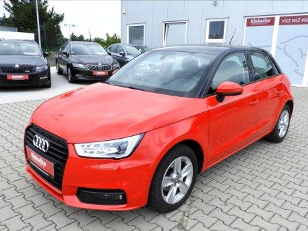 Audi A1, 2015