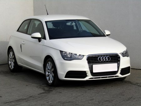 Audi A1, 2010