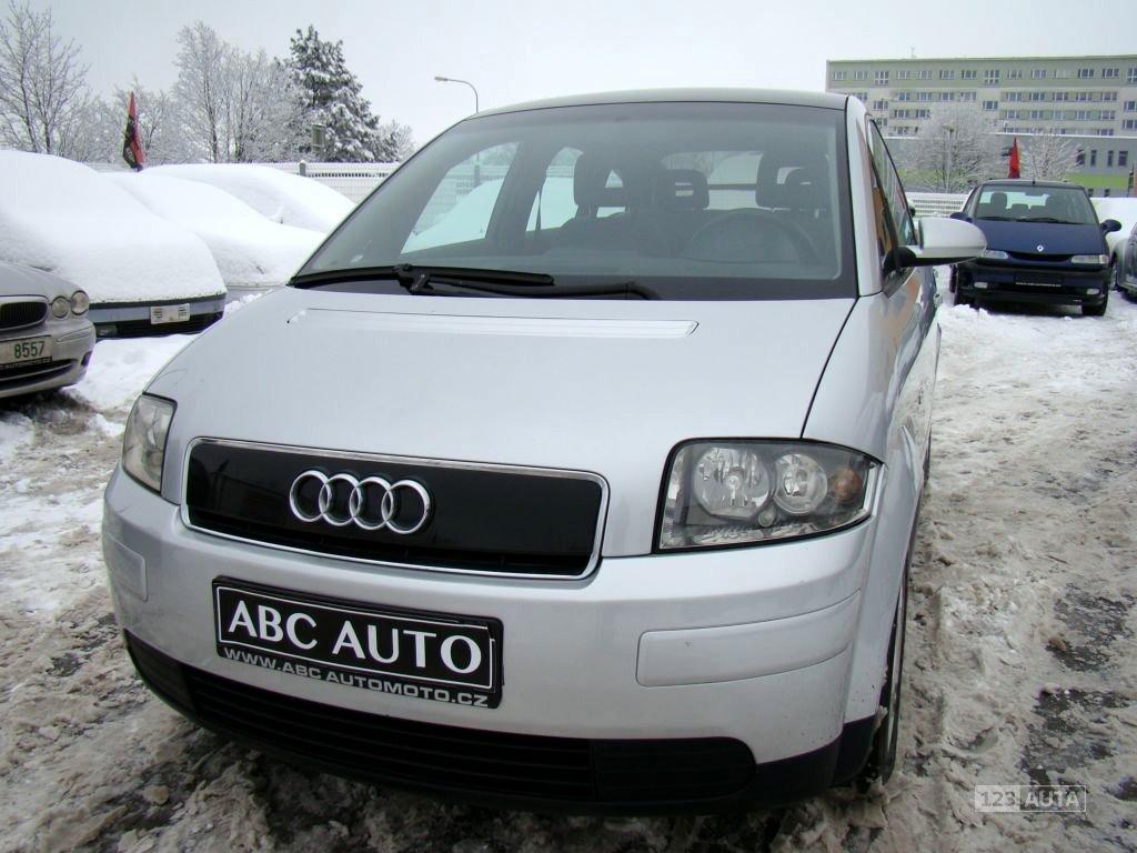 Fotogalerie Audi A2 2001 123auta Cz