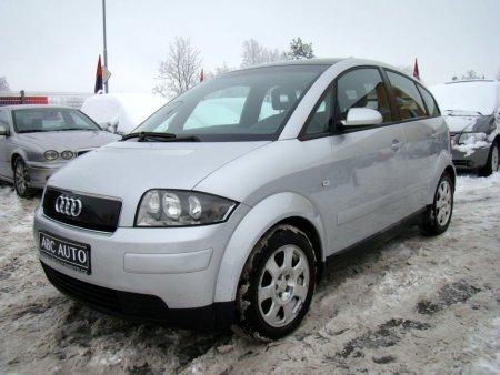 Audi A2, 2001