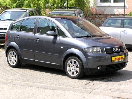 Audi A2, 2004