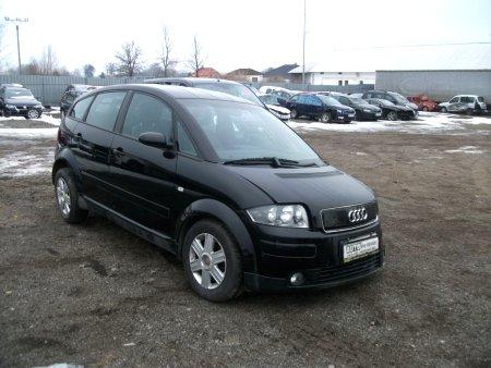 Audi A2, 2002
