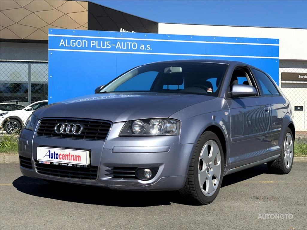 Audi A3, 2003 - celkový pohled