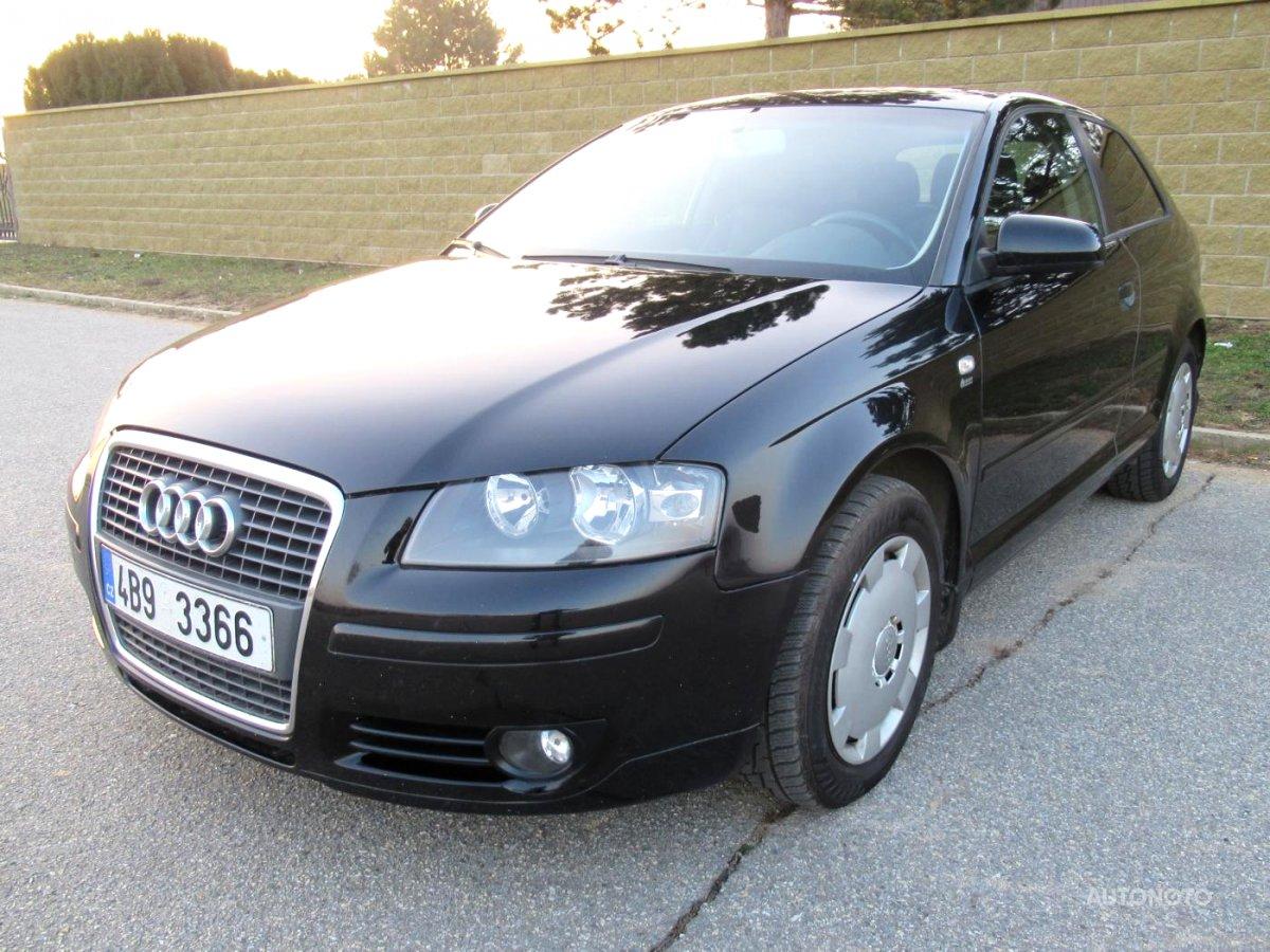 Audi A3, 2004 - celkový pohled