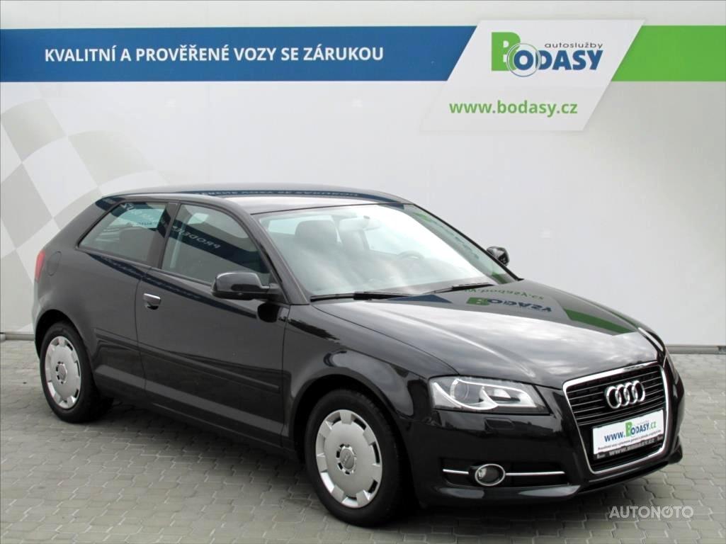 Audi A3, 2011 - celkový pohled