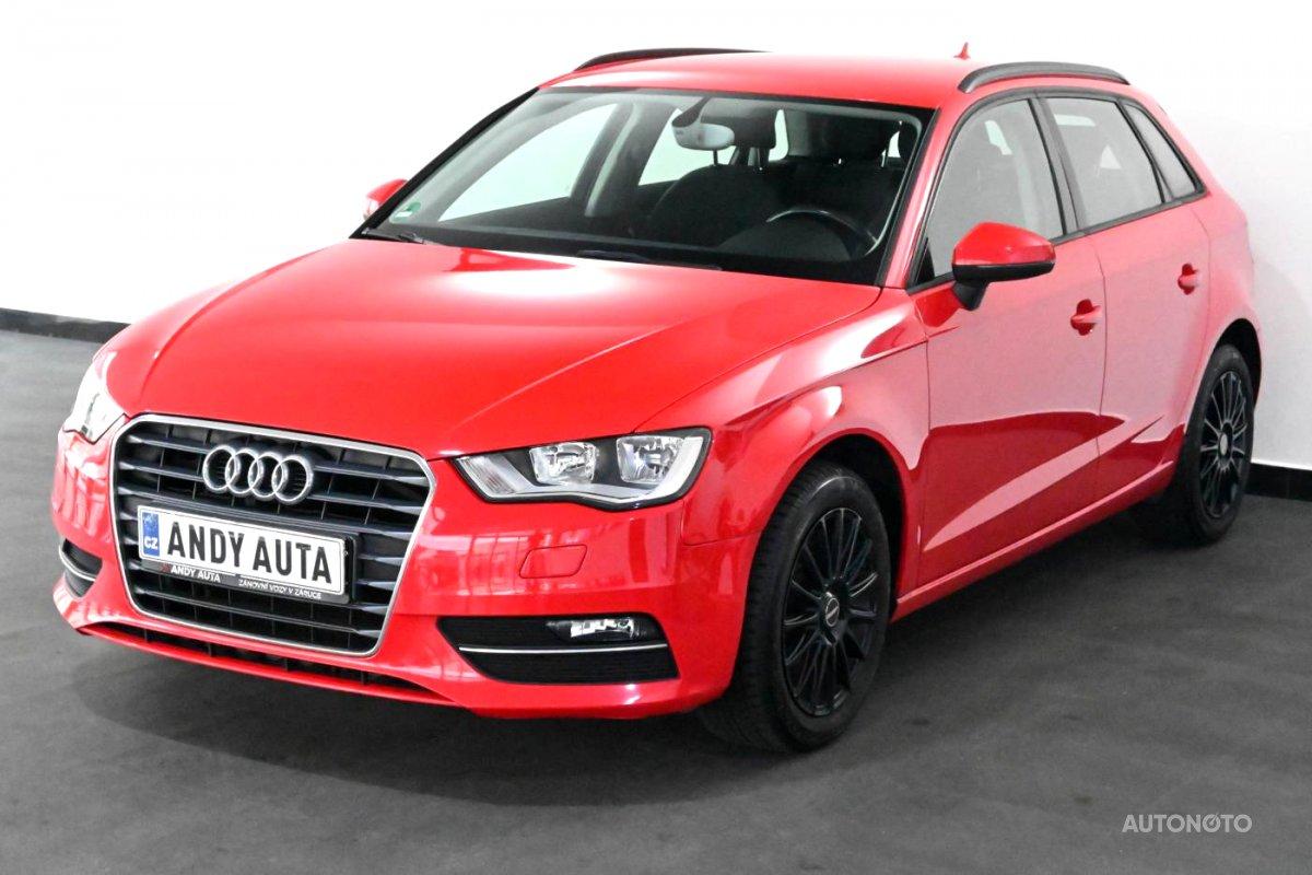 Audi A3, 2013 - celkový pohled