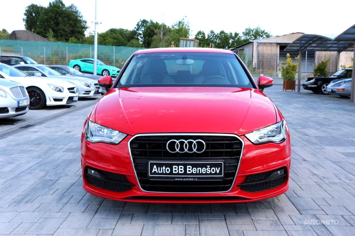 Audi A3, 2014 - celkový pohled