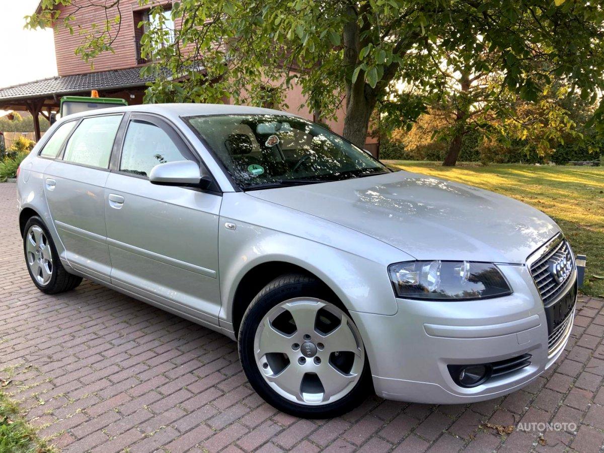 Audi A3, 2006 - celkový pohled