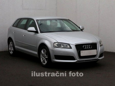 Audi A3, 2011