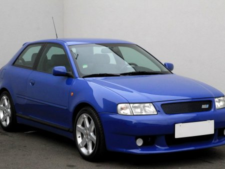 Audi A3, 2001