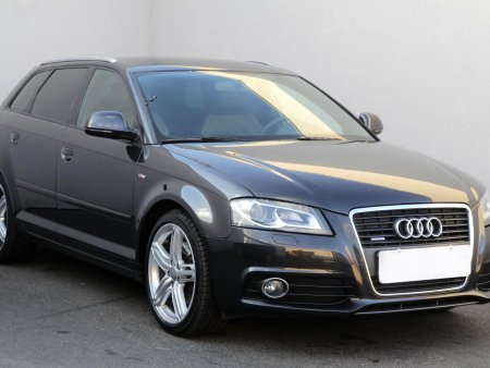 Audi A3, 2010