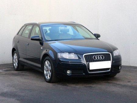 Audi A3, 2007