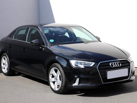 Audi A3, 2017