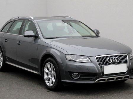 Audi A4 Allroad, 2011
